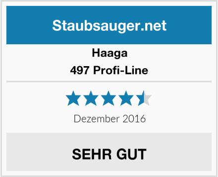 Haaga 497 Profi-Line Test