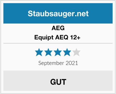 AEG Equipt AEQ 12+  Test