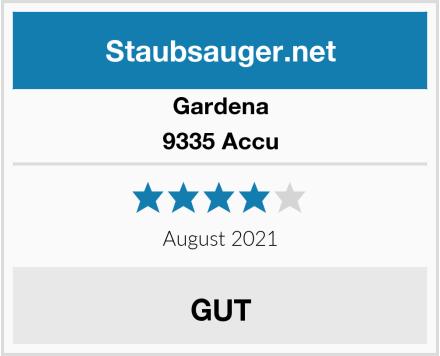 Gardena 9335 Accu Test