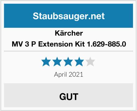 Kärcher MV 3 P Extension Kit 1.629-885.0 Test