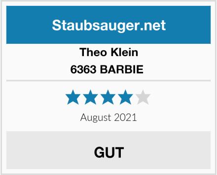 Theo Klein 6363 BARBIE  Test