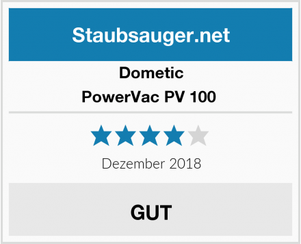 Dometic PowerVac PV 100  Test