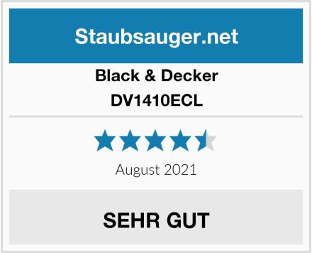 Black & Decker DV1410ECL Test