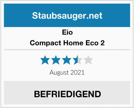 Eio Compact Home Eco 2 Test