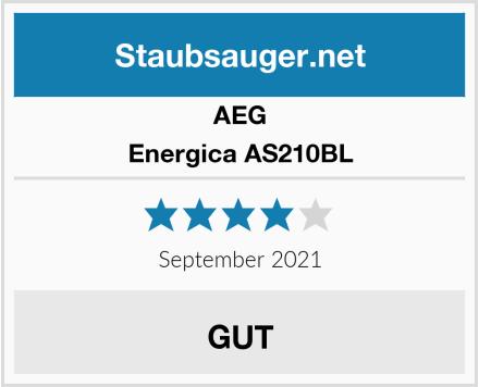 AEG Energica AS210BL Test