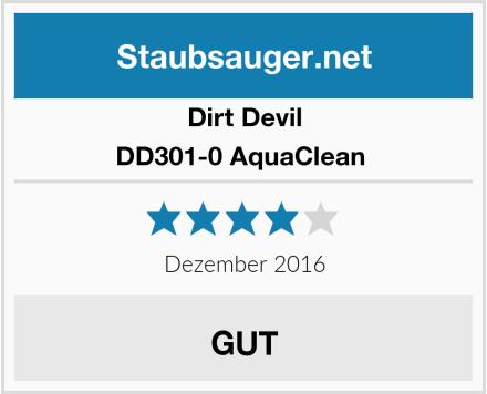 Dirt Devil DD301-0 AquaClean  Test