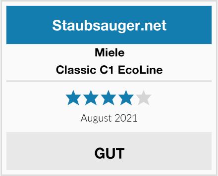 Miele Classic C1 EcoLine Test