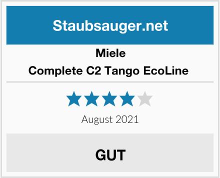 Miele Complete C2 Tango EcoLine  Test