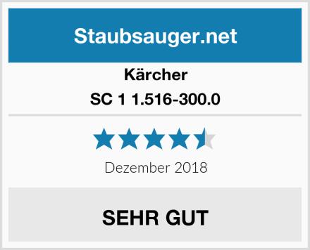 Kärcher SC 1 1.516-300.0 Test