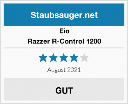 Eio Razzer R-Control 1200 Test