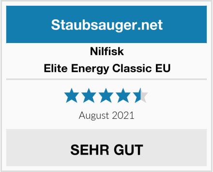 Nilfisk Elite Energy Classic EU Test