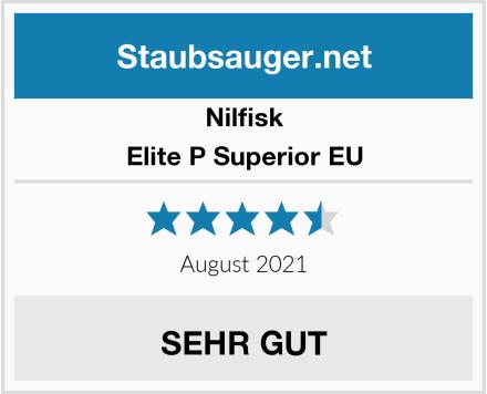 Nilfisk Elite P Superior EU Test