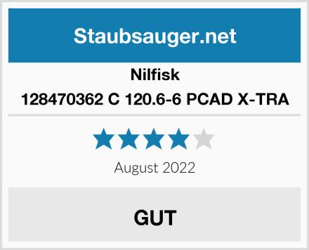 Nilfisk 128470362 C 120.6-6 PCAD X-TRA Test