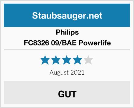 Philips FC8326 09/BAE Powerlife Test