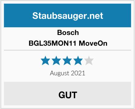 Bosch BGL35MON11 MoveOn Test