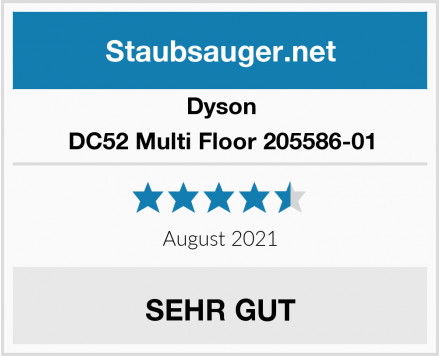 Dyson DC52 Multi Floor 205586-01 Test