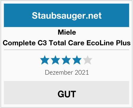 Miele Complete C3 Total Care EcoLine Plus Test