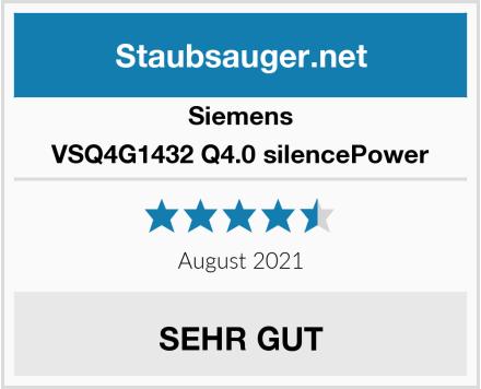 Siemens VSQ4G1432 Q4.0 silencePower Test