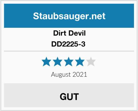 Dirt Devil DD2225-3  Test