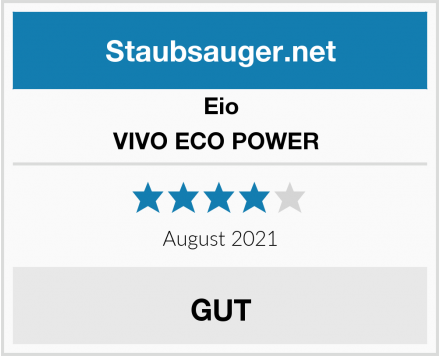 Eio VIVO ECO POWER  Test