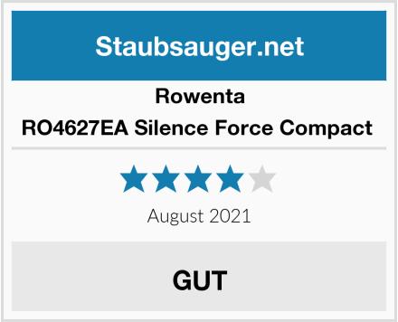 Rowenta RO4627EA Silence Force Compact  Test