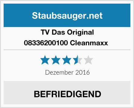 TV Das Original 08336200100 Cleanmaxx  Test