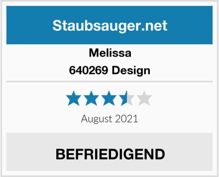 Melissa 640269 Design Test