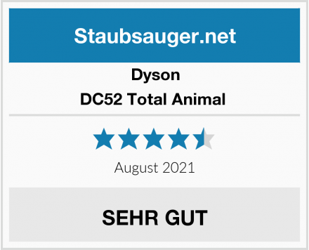 Dyson DC52 Total Animal  Test