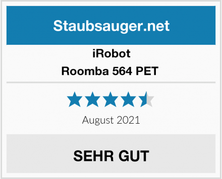 iRobot Roomba 564 PET  Test