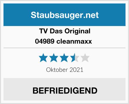 TV Das Original 04989 cleanmaxx  Test