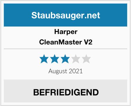 Harper CleanMaster V2 Test