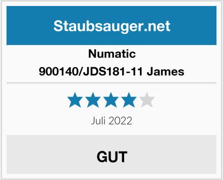 Numatic 900140/JDS181-11 James  Test