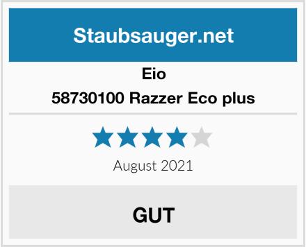 Eio 58730100 Razzer Eco plus Test