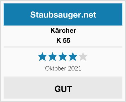 Kärcher K 55 Test