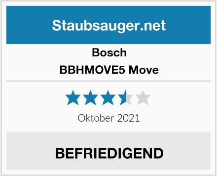 Bosch BBHMOVE5 Move Test