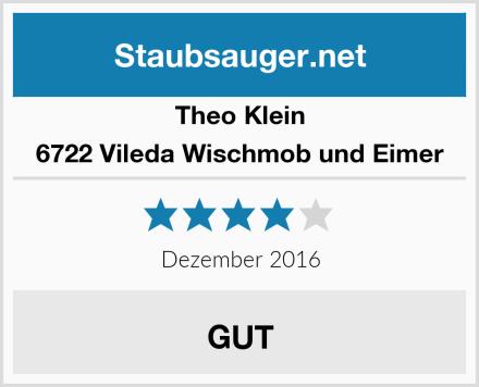Theo Klein 6722 Vileda Wischmob und Eimer Test