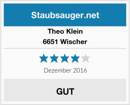 Theo Klein 6651 Wischer Test