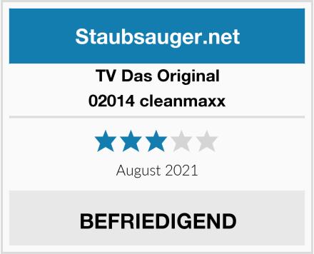 TV Das Original 02014 cleanmaxx Test