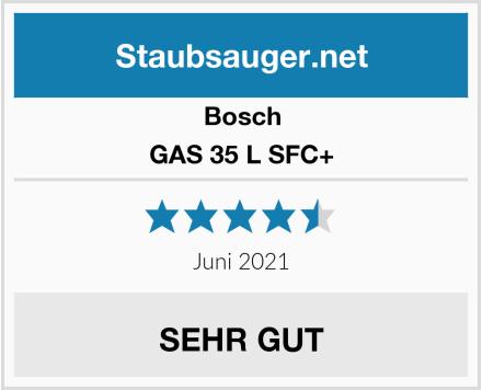 Bosch GAS 35 L SFC+ Test