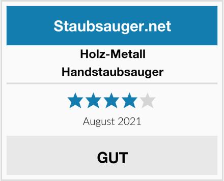 holz-metall Handstaubsauger Test