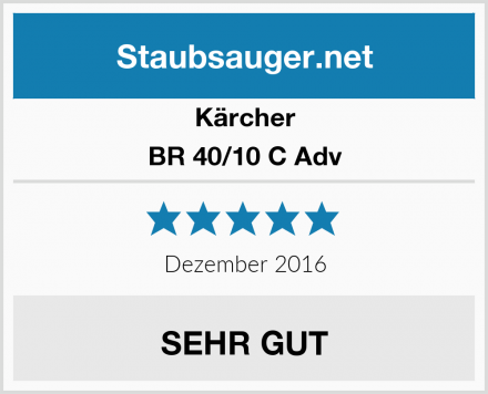 Kärcher BR 40/10 C Adv Test
