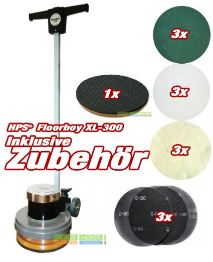 Overmat Floorboy xl 300 Starter-Set