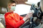 So halten Sie das Auto frei von Coronaviren