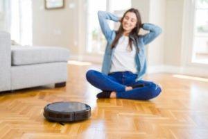 Wie Roboter im Haushalt Zeit und Nerven sparen