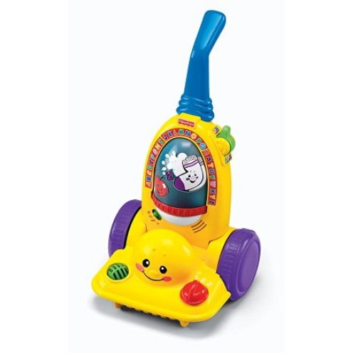 Mattel Laugh & Learn Learning Vacuum Cleaner