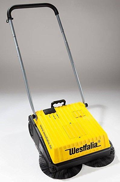 Westfalia Kehrmaschine 230/12 Volt